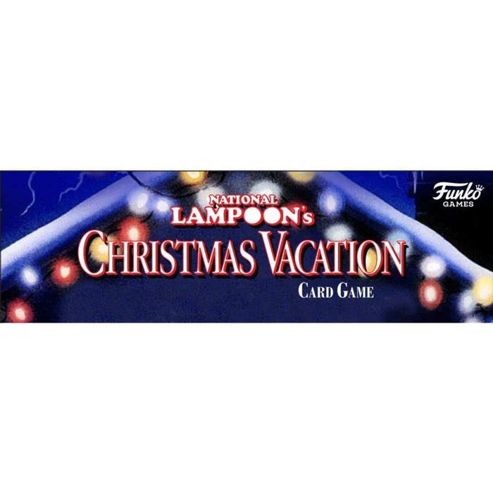 National Lampoons Christmas Vacation Funko Card Game (Pre-order) Dec 2020