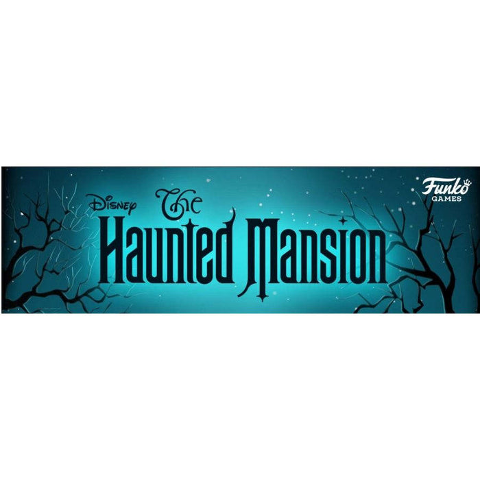 Disney Haunted Mansion Game Title