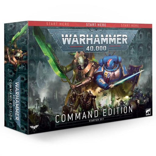 40-03 Warhammer 40,000: Starter Set: Command Edition