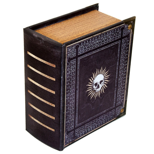 Immortal Grimoire Pro Tour Deck Box for MtG & DnD | Wizardry Foundry