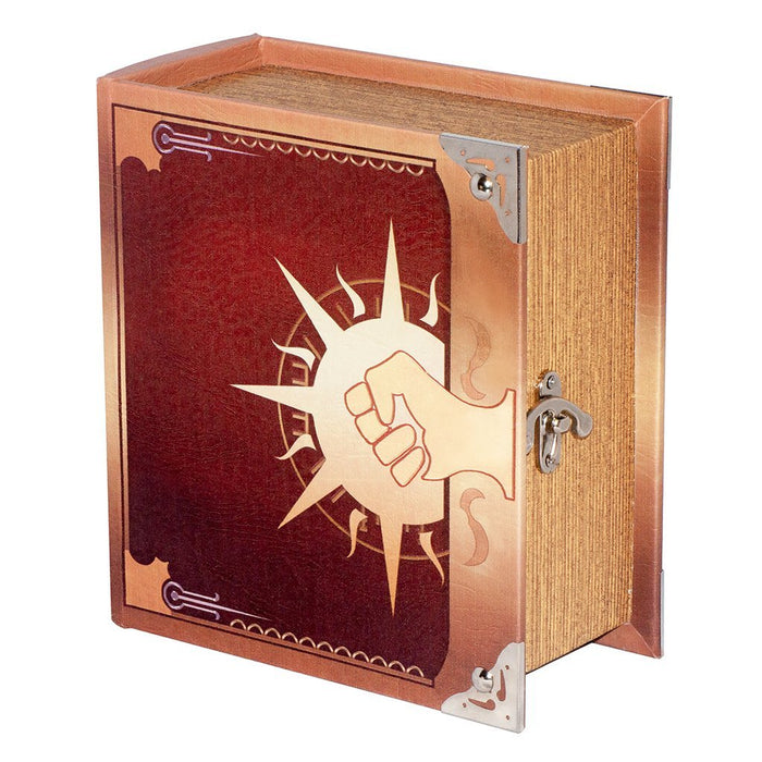 Grimoire Pro Tour Deck Box, Legion | Store 350+ Standard Size Cards