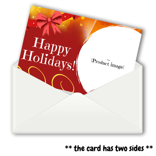 FREE Greeting Card for Pre-Order Gift Items (Domestic US only)