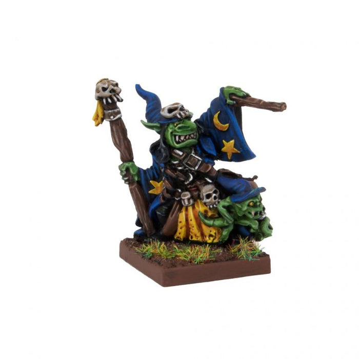 Kings of War 3rd Edition: Goblin Wiz Miniature