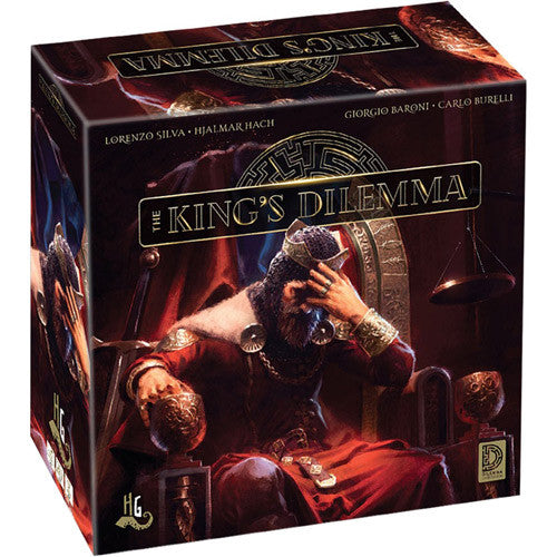 The King's Dilemma Board Game
