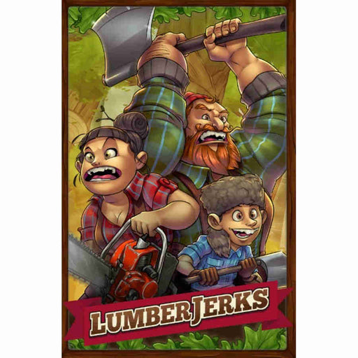 Lumberjerk Board Game