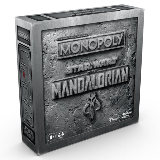 Star Wars The Mandalorian Monopoly Board Game
