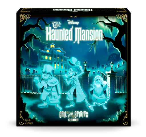 Disney The Haunted Mansion, A Board Game By Funko