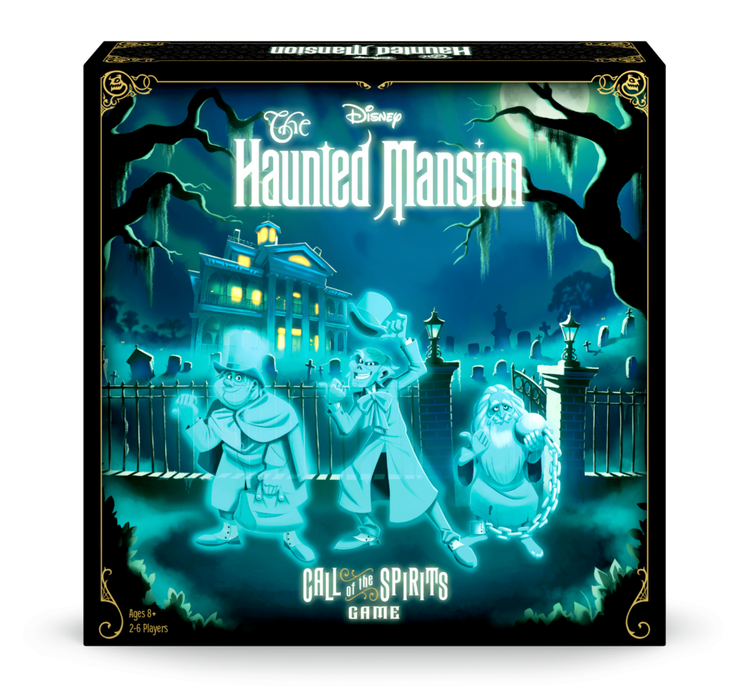 Disney The Haunted Mansion Board Game By Funko (Pre-order) Dec 2020