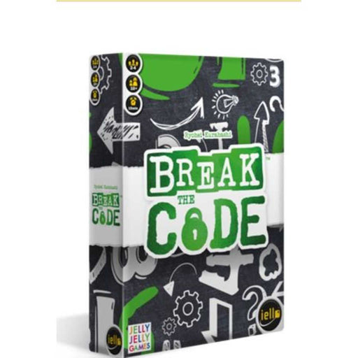 Break The Code Board Game