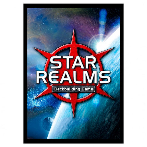 Star Realms Deck Building Game: Character Sleeves (60CT) (Pre-order) May 2021