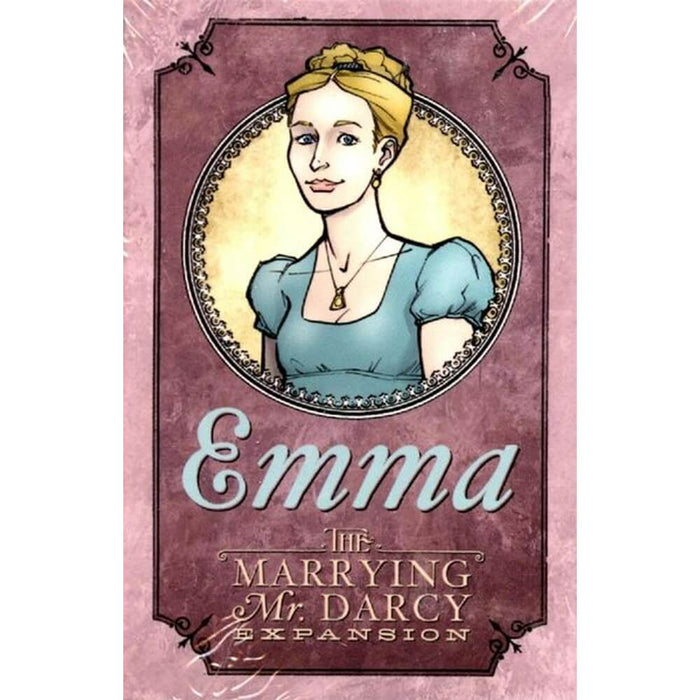 Marrying Mr. Darcy: Emma Expansion Card Game