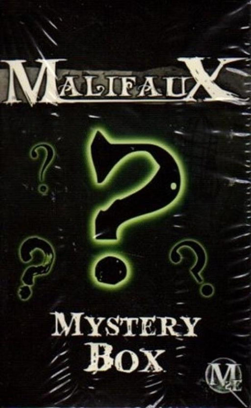 Malifaux Mystery Board Game