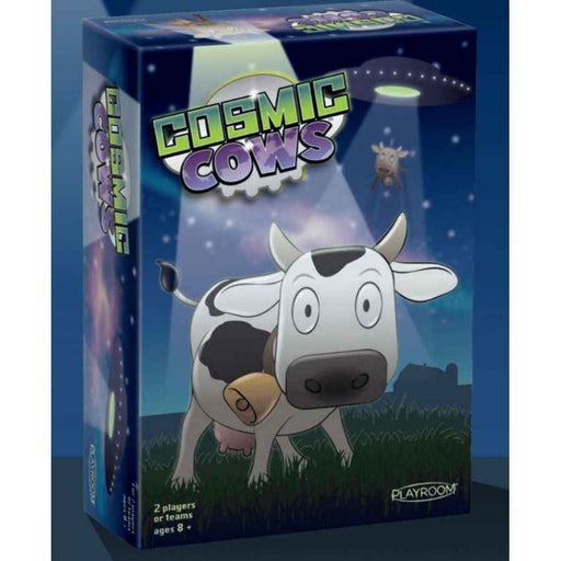 Cosmic Cows Board Game