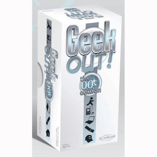 Geek Out! 00's Edition Board Game (Pre-Order)