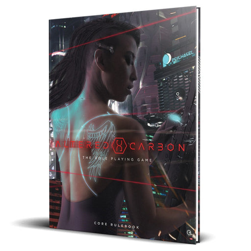 Altered Carbon RPG: Standard Edition Role Playing Game (Pre-order) Dec 2020