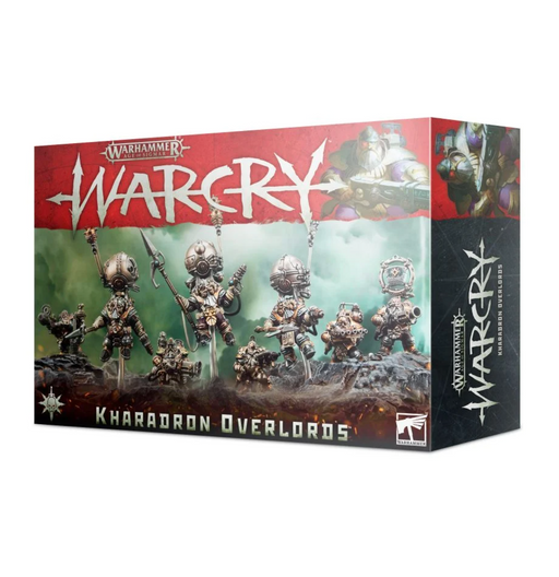 Warhammer Age of Sigmar: Warcry: Kharadron Overlords Miniature Game