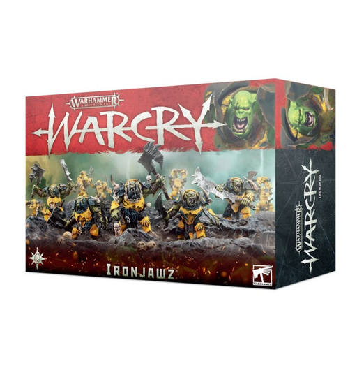Warhammer Age of Sigmar: Warcry: Ironjawz Miniature Game
