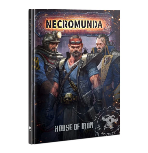 Necromunda: House of Iron Book
