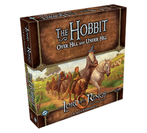 The Lord of the Rings LCG: The Hobbit: Over Hill and Under Hill Expansion