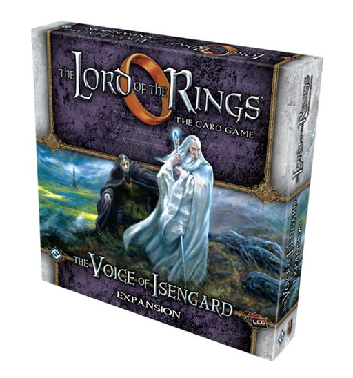 The Lord of the Rings LCG: The Voice of Isengard Expansion
