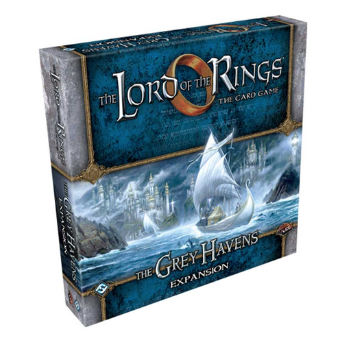 The Lord of the Rings LCG: The Grey Havens Expansion