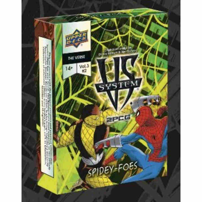 VS System: Marvel Spidey-Foes Expansion Board Game Vol.3 Issue 2