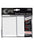 Ultra Pro: Eclipse Deck Protector Sleeves Pro-Matte Arctic White Standard 100CT