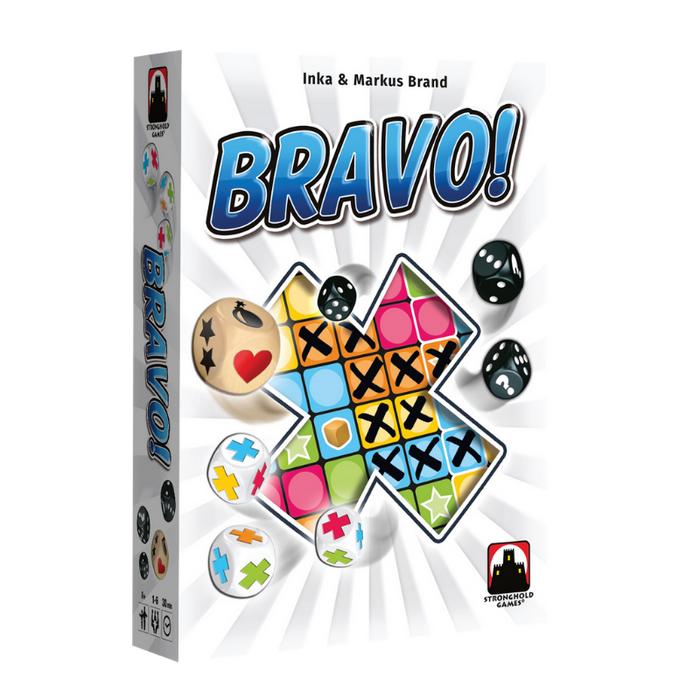 Bravo! Board Game (Pre-order) Feb 2021