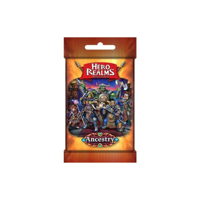 Hero Realms: Ancestry Pack Board Game