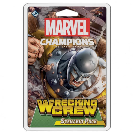 MC LCG: The Wrecking Crew Scenario Pack Card Game