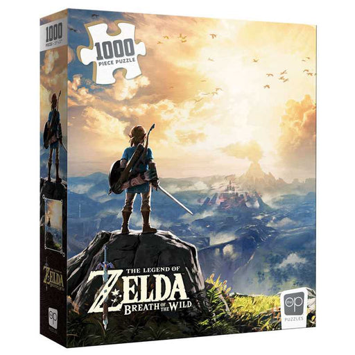 Zelda Breath Of The Wild 1000pcs Puzzle (Pre-order) Mar 2021