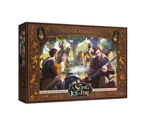 A Song of Ice and Fire: Hedge Knights Miniatures (Pre-order) May 2021