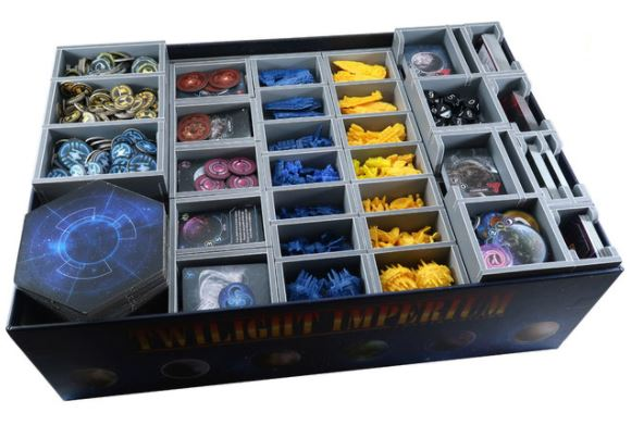 Folded Space Box Insert: Twilight Imperium: Prophecy (Pre-order) Apr 2021