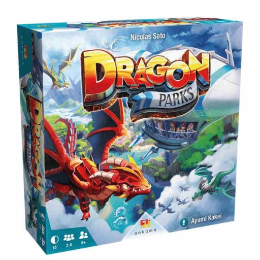 Dragon Parks Board Game