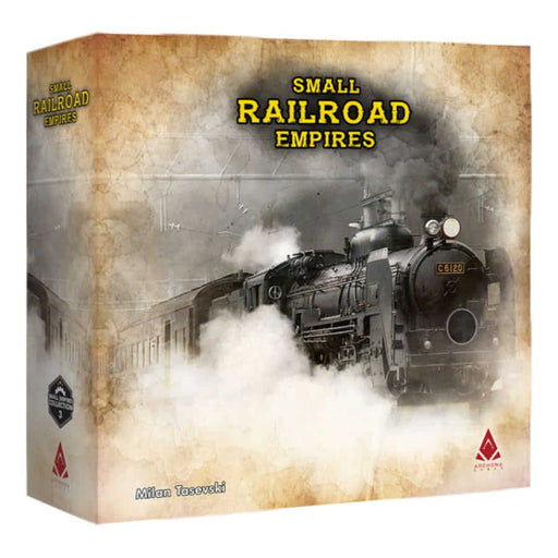 Small Railroad Empires Board Game (Pre-order) Aug 2021