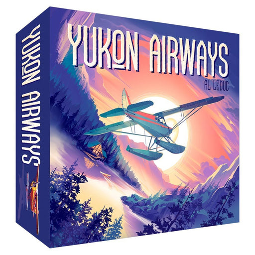 Yukon Airways Board Game