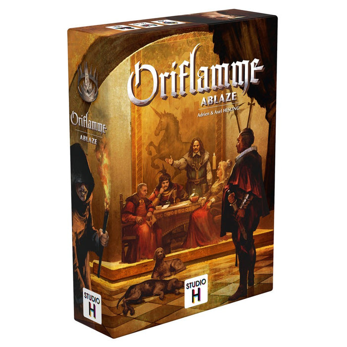 Oriflamme 2: Ablaze Board Game (Pre-order) Feb 2021