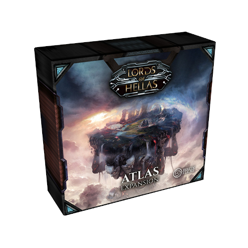 Lords of Hellas - Atlas Expansion Board Game