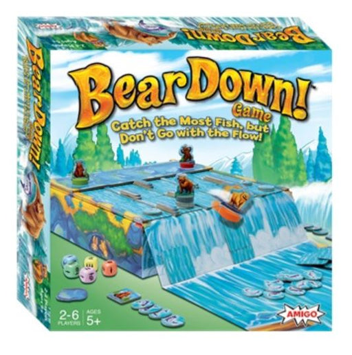 Bear Down! Board Game (Pre-order)