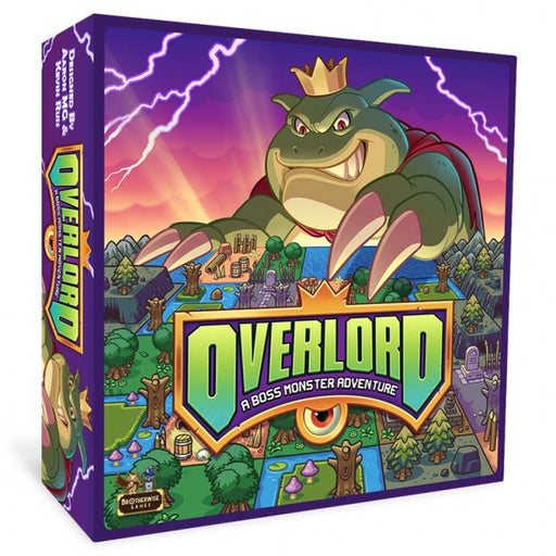 Overlord: Boss Monster Adventure Board Game