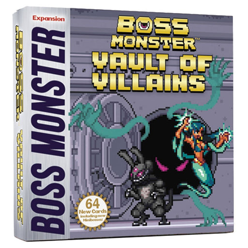 Boss Monster: Vault Of Villains Expansion Board Game