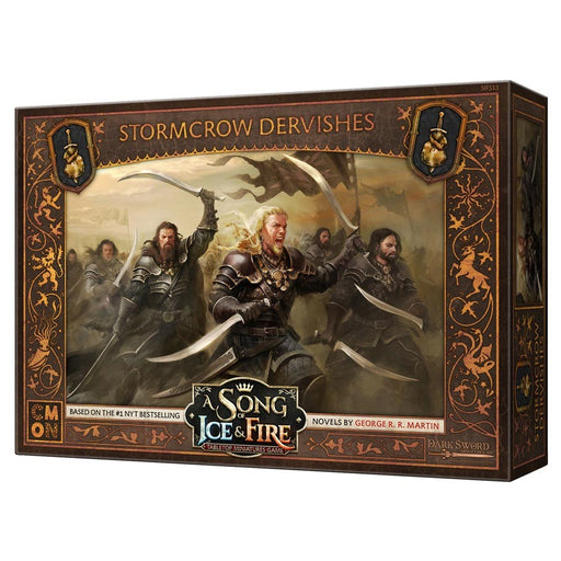 A Song of Ice and Fire: Stormcrow Dervishes Miniatures (Jan 2021) Pre-order