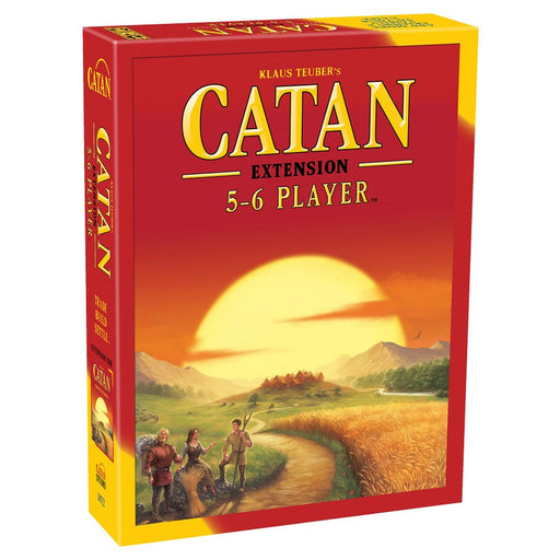 Catan: 5-6 Player Extension Board Game