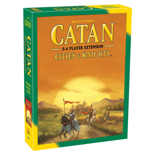 Catan Expansion: Cities & Knights 5-6 Player Board Game