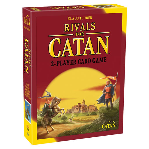 Rivals for Catan Board Game (Pre-order)