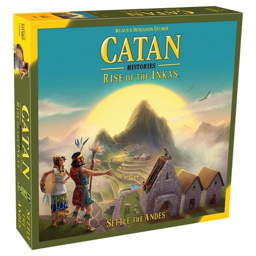 Catan: Rise of the Inkas Board Game