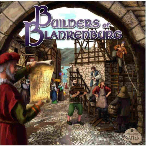Builders of Blankenburg Board Game (Pre-order)