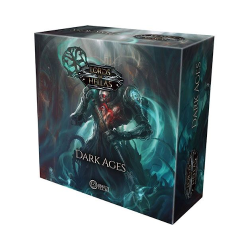 Lords of Hellas - Dark Ages Expansion Board Game