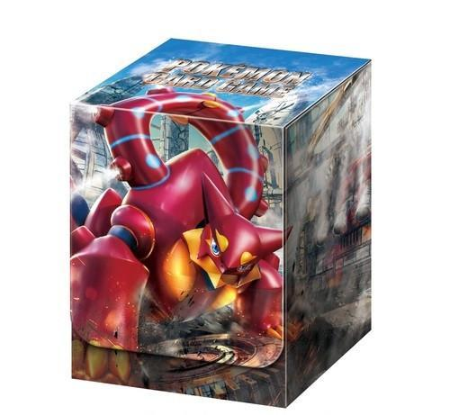 Pokemon XY - Volcanion - Deck Box w/Dividers