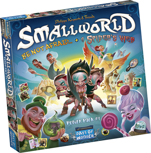 Small World: Power Pack #1 Board Game